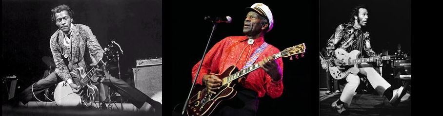 In Memoriam of Chuck Berry