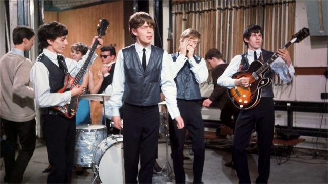 Rolling Stones at BBC
