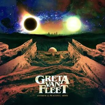 Greta Van Fleet's Widely Anticipated Full-Length Debut Album Is Out And It Rocks