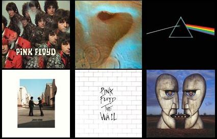 My Playlist: Pink Floyd