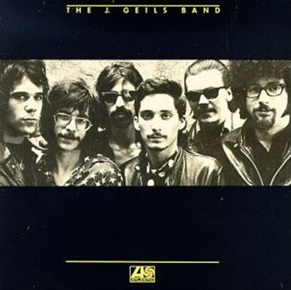 What I've Been Listening To: The J. Geils Band/The J. Geils Band