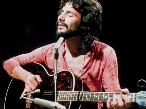 Cat Stevens In Concert 1970s