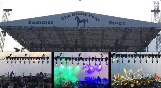 Mule Rule Stone Pony Summer Stage But Not Weather Gods
