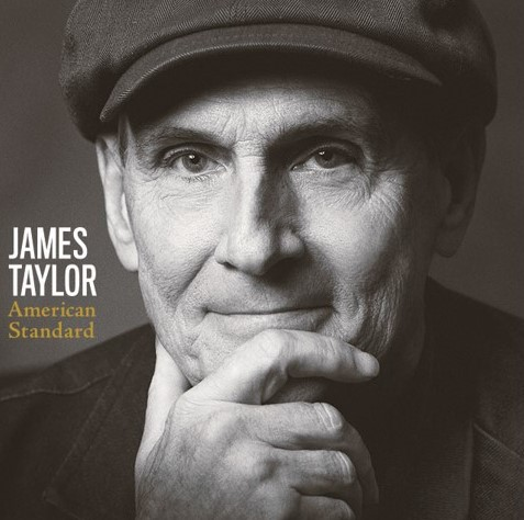 James Taylor Releases American Songbook Cover Album