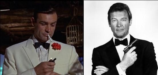 Bond, James Bond…