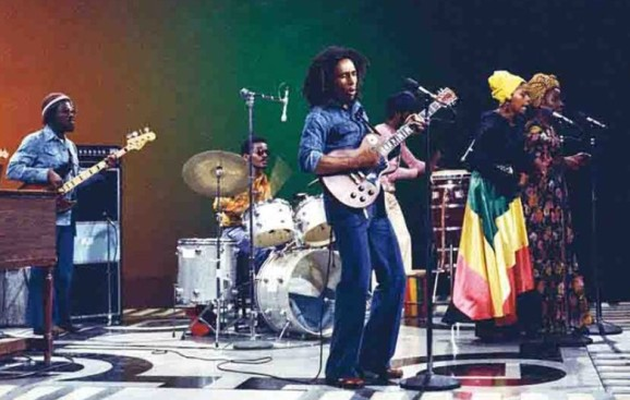 Bob Marley and the Wailers live