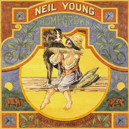 "Neil Young's Long Shelved ""Homegrown"" Finally Sees Light of Day"