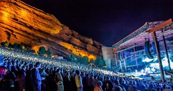 The Venues: Red Rocks Amphitheatre